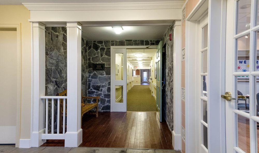 Entrance at Artis Senior Living of Princeton