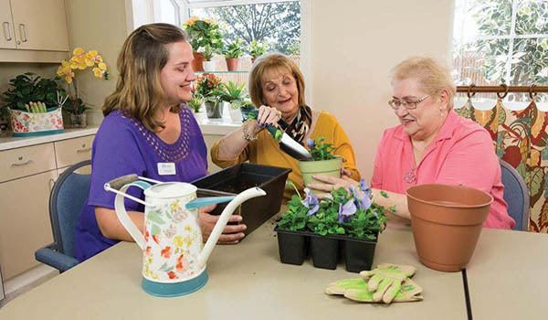 activities at Great Falls Assisted Living