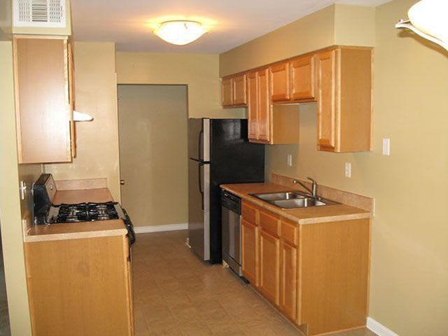 kitchen room at apartments in Smyrna, TN