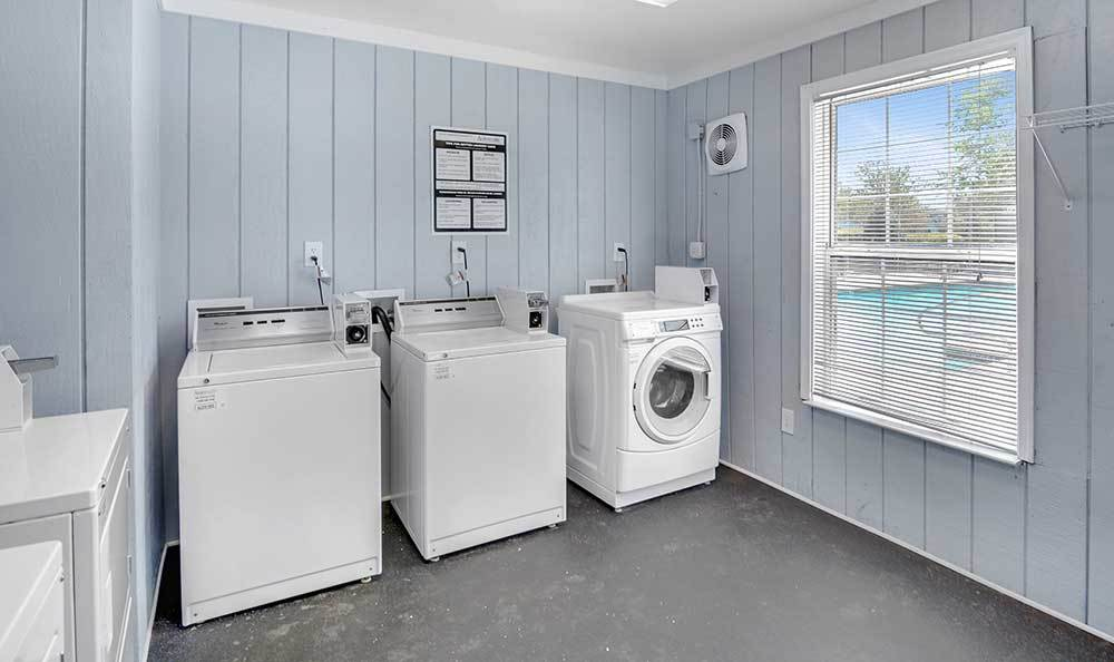 Laundry Room At Our Apartments In Henrico