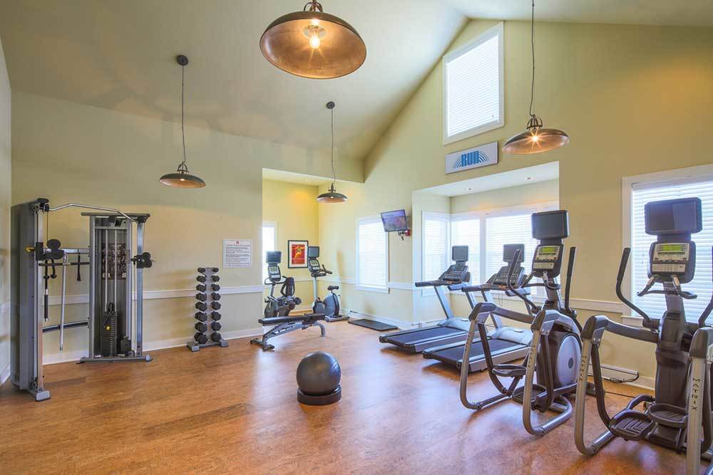 Fitness At Traditions At Mid Rivers