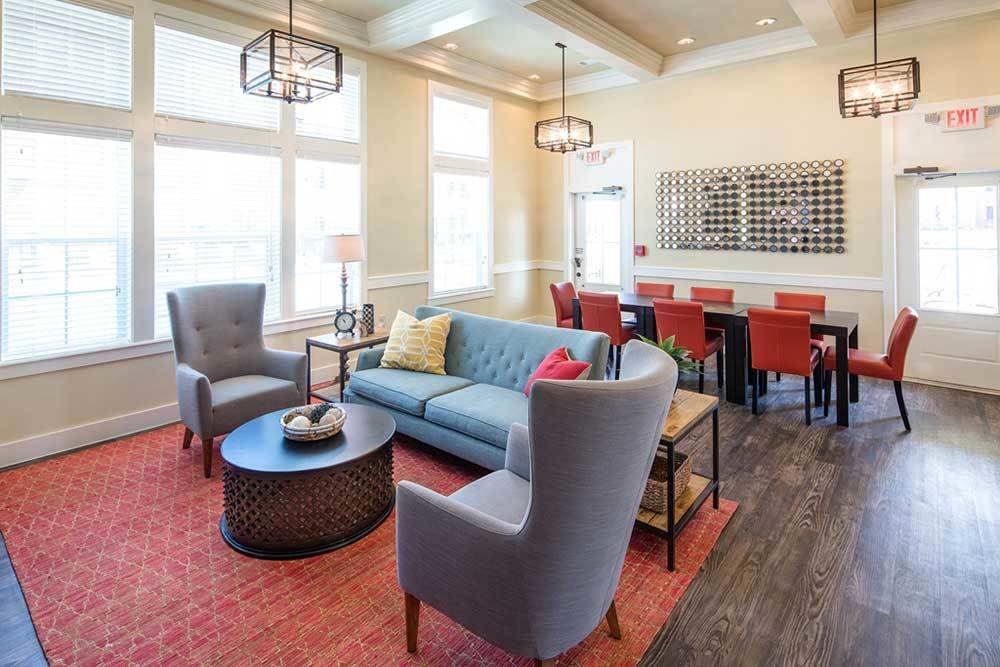 Leasing Office At Traditions At Mid Rivers