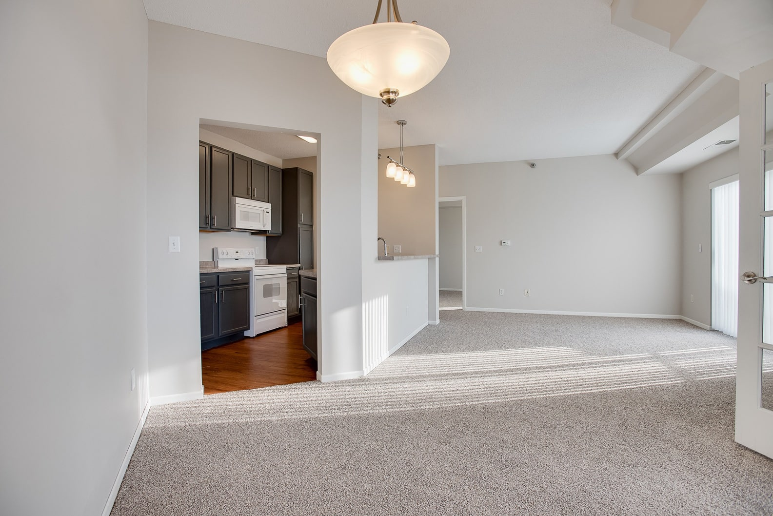 Open floor plans in Burnsville