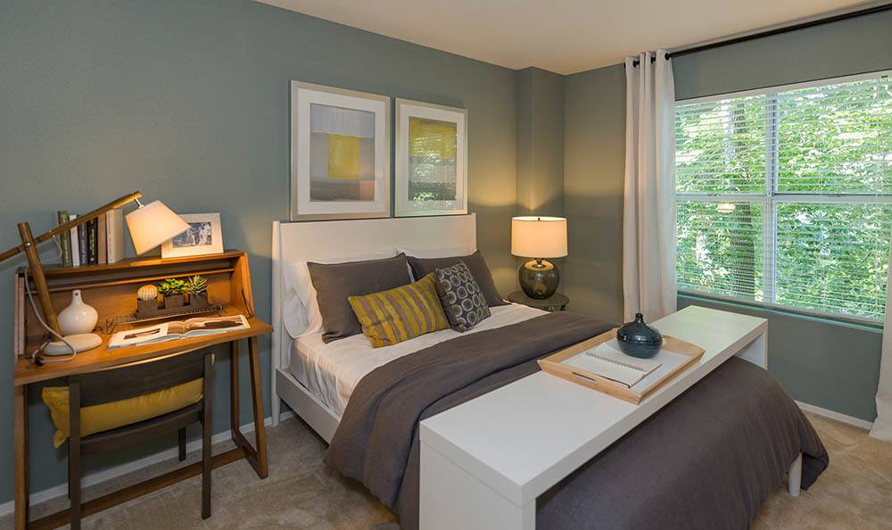 Bedroom at Residences at Belmont in Fredericksburg