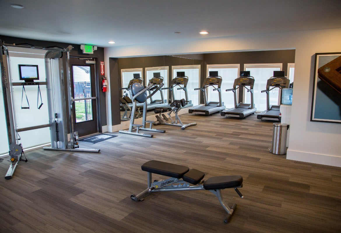 Metro on 5th fitness center
