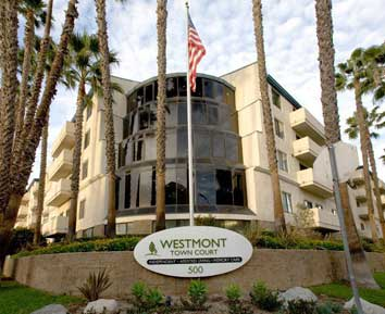 Westmont Town Court senior living