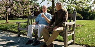 We offer independent living at Oceanview Senior Living