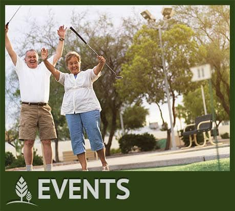 Click here for events at Cottonwood Court in Fresno, California