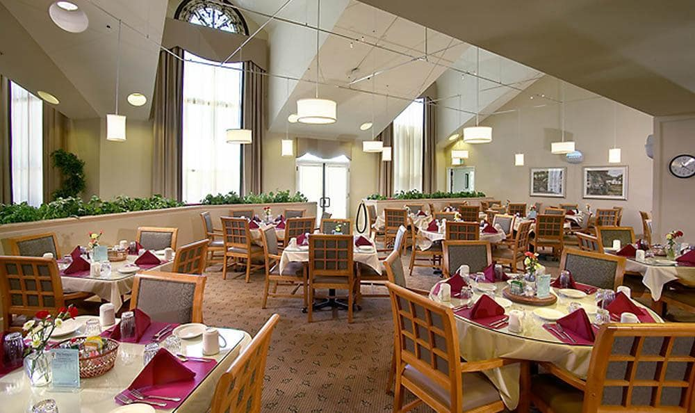 Dining At Our Chico Senior Living Community
