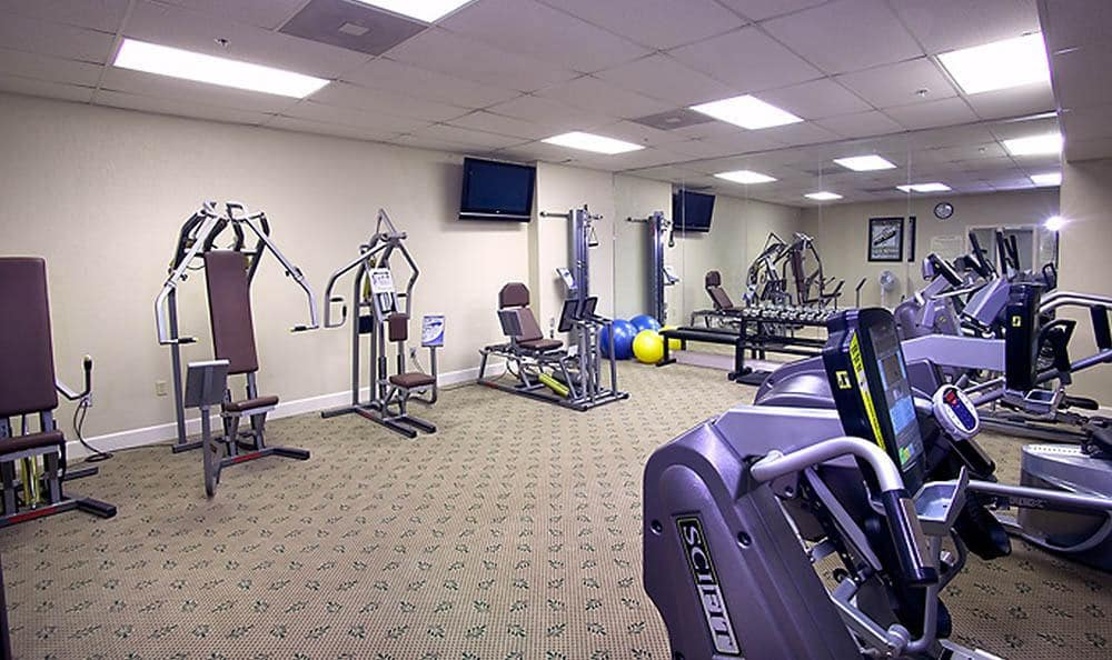 Exercise Options At Our Chico Senior Living Community