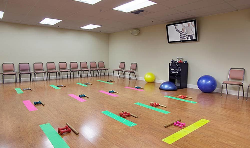 Physical Therapy At Our Chico Senior Living Community