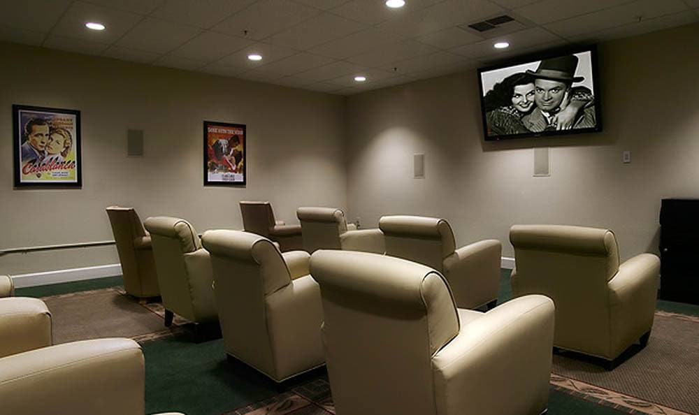 Theater At Our Chico Senior Living Community