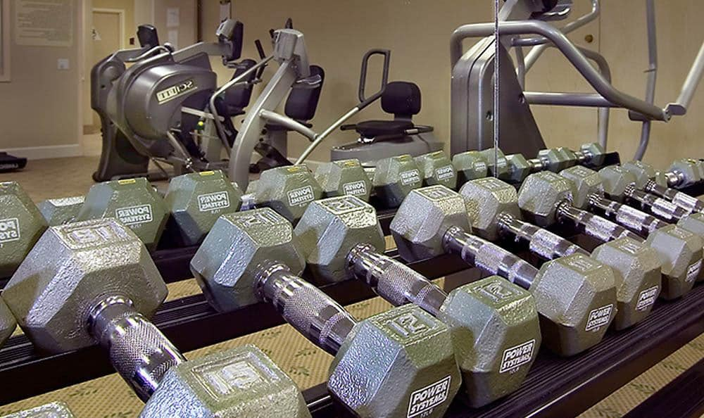 Weights At Our Chico Senior Living Community