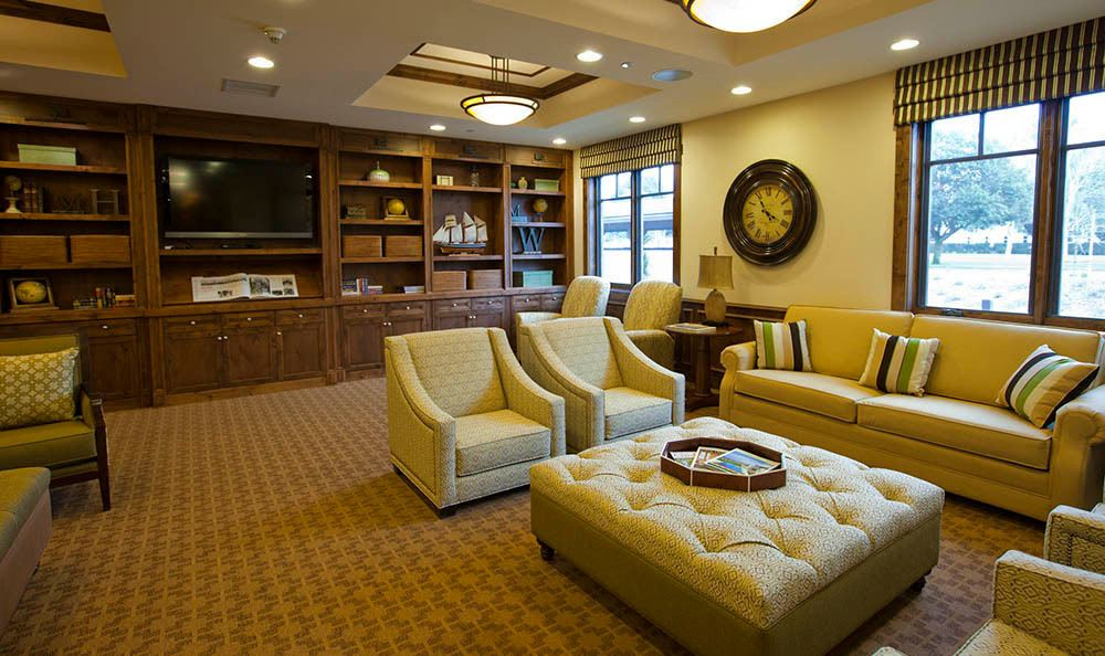 Study At Our Senior Living Community In Morgan Hill Ca