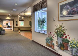Services and amenities at Pinole Senior Village