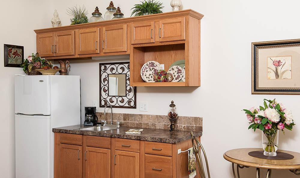 Amenities At Our Lincoln City Senior Living Facility