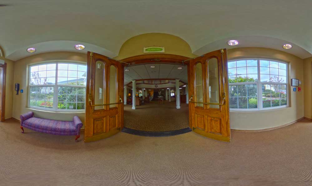 Lobby at Lakeview