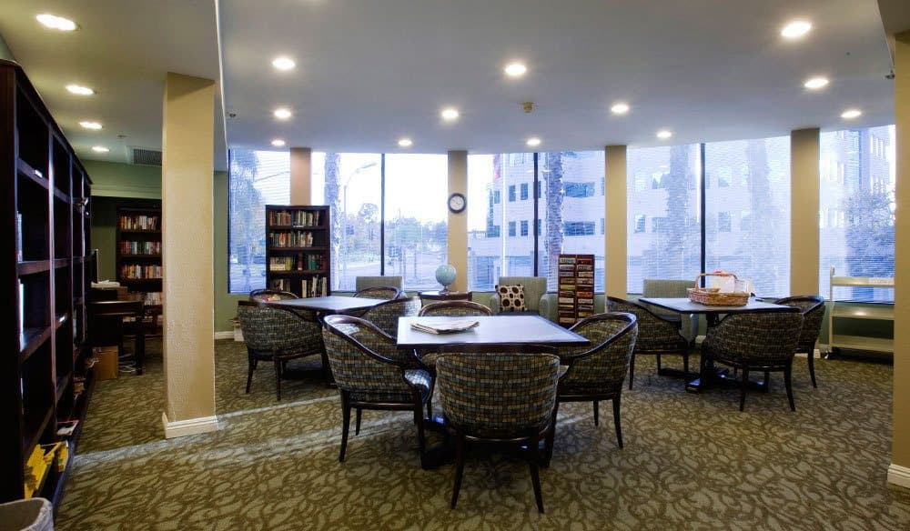 Spacious Rooms At Our Senior Living Community In Escondido Ca