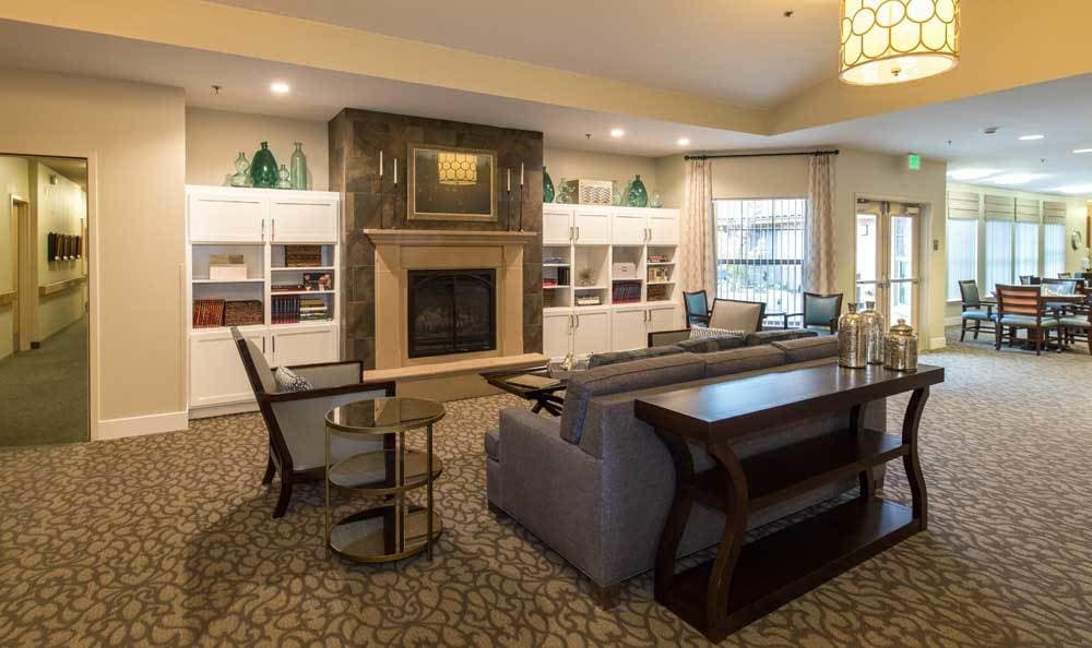 Common Area at Meadow Oaks of Roseville