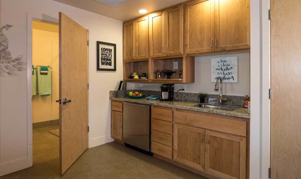 Kitchen at Meadow Oaks of Roseville