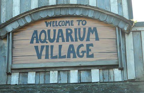 Aquarium Village offers storage units, unique storefronts and commercial spaces