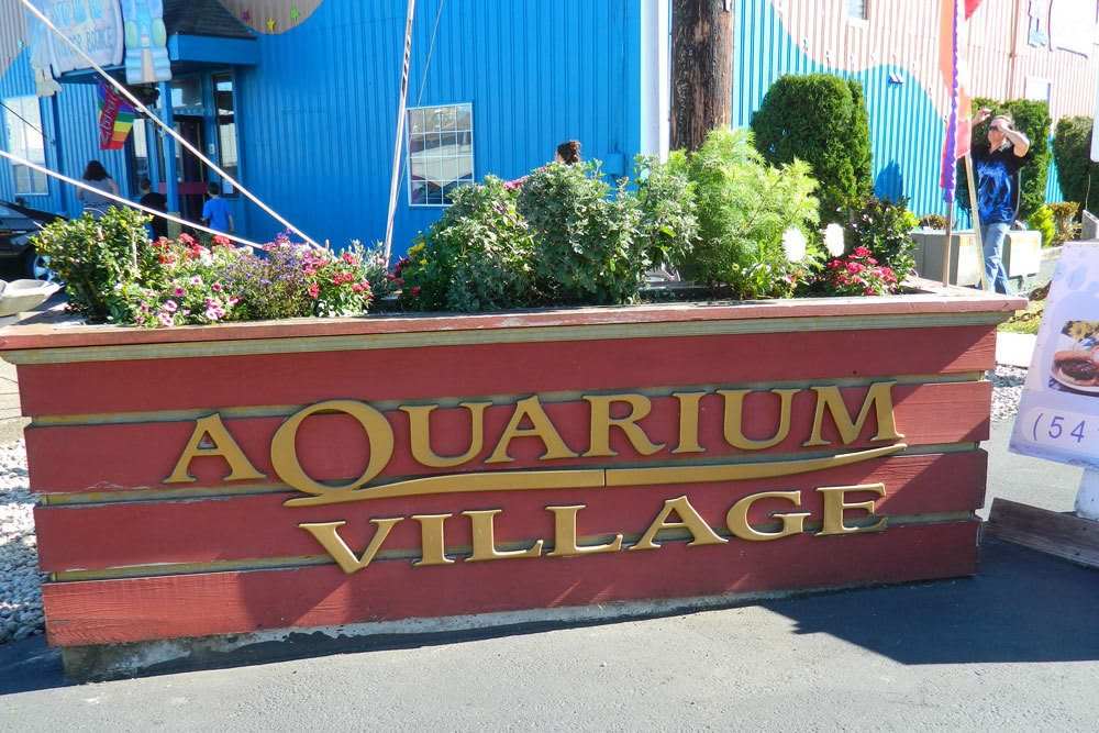 Welcome to Aquarium Village