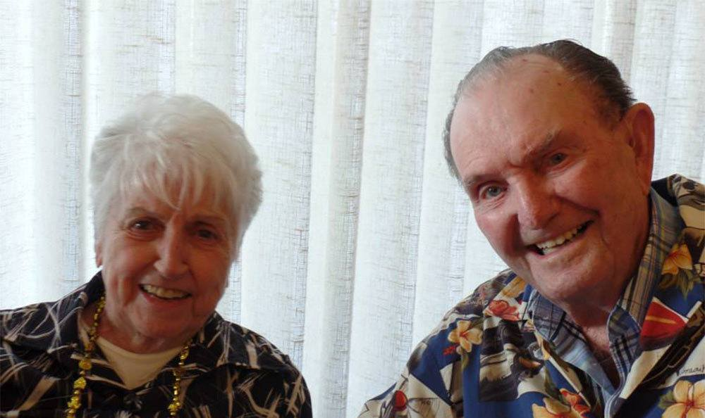 Happy Residents at the senior Living in Roseville