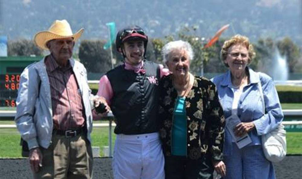 Jockey at the Senior Living Community in Roseville