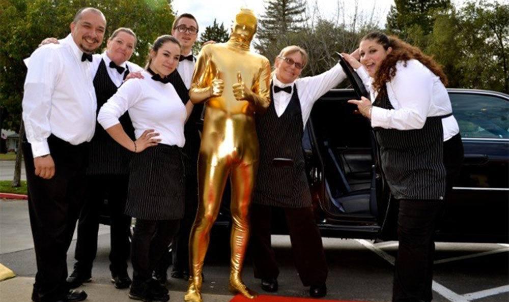 Oscars at the Senior Living in Roseville