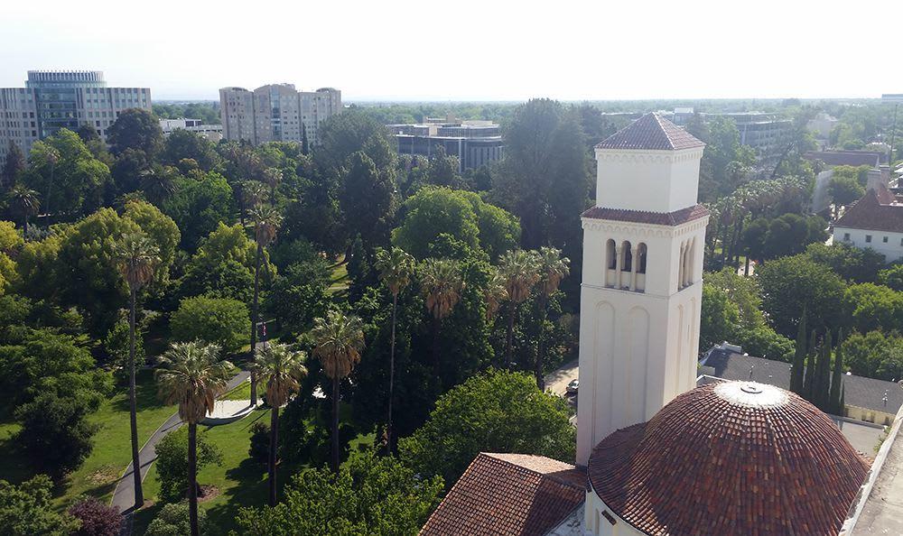 Neighborhood View at the Senior Living community in Sacramento