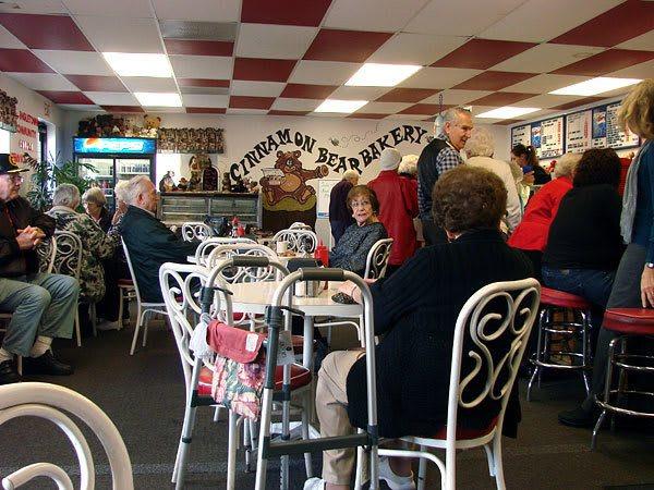 River Commons Senior Living is near many of Redding's local eateries!