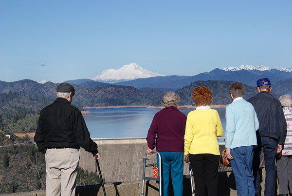 senior living community in Redding