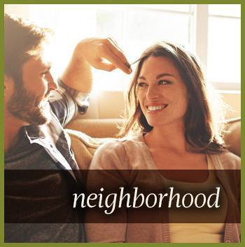 View our wonderful neighborhood at the apartments in Lodi