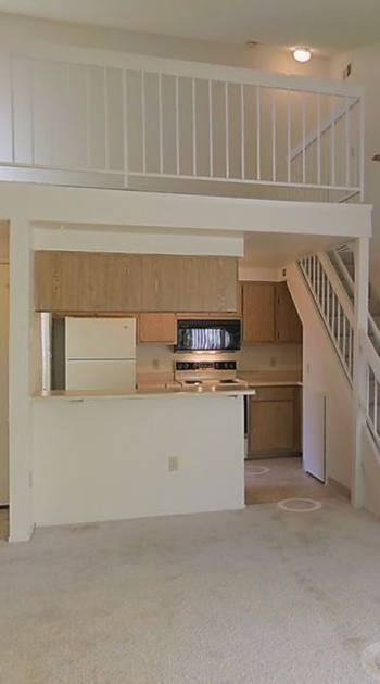 Spacious floor plans at the apartments for rent in Fair Oaks