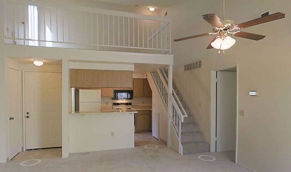 Two Story Apartments in Fair Oaks