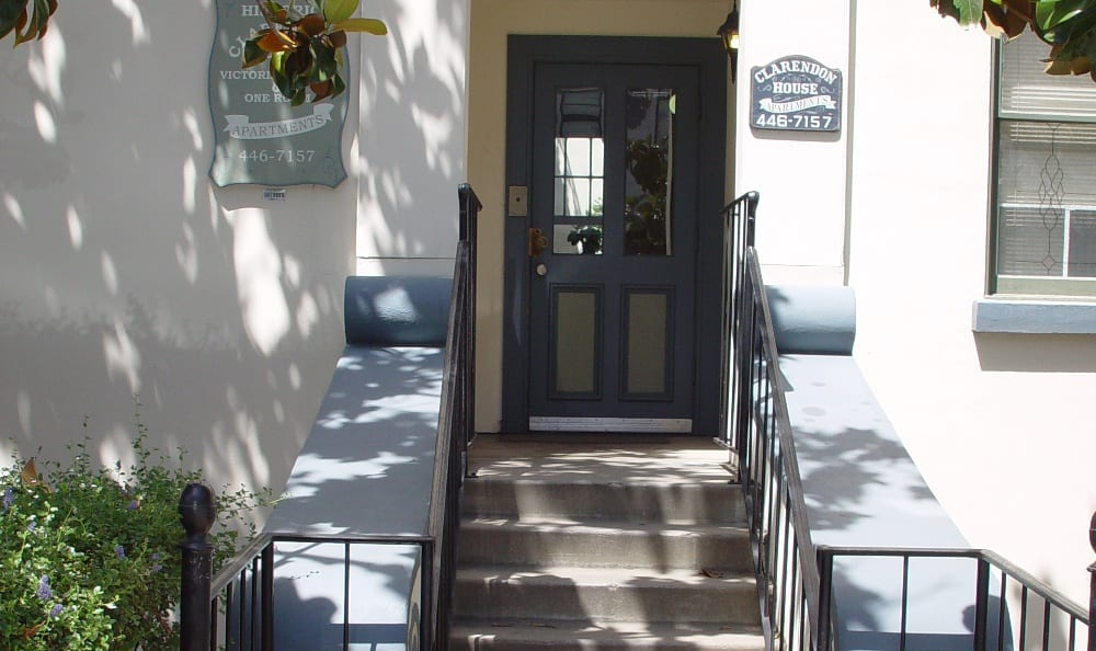 Entrance At Our Sacramento Apartment Rentals