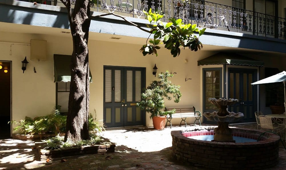 Courtyard At Our Sacramento Apartment Rentals