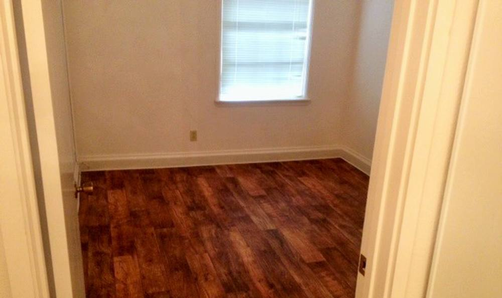 Apartments in Sacramento features hardwood floors