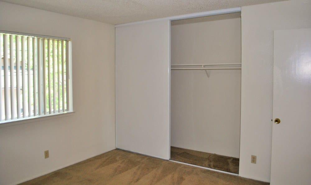 Spacious Bedrooms at  Arden Palms Apartments, Sacramento, CA