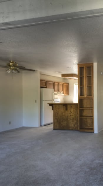 Spacious floor plans at the apartments for rent in Auburn
