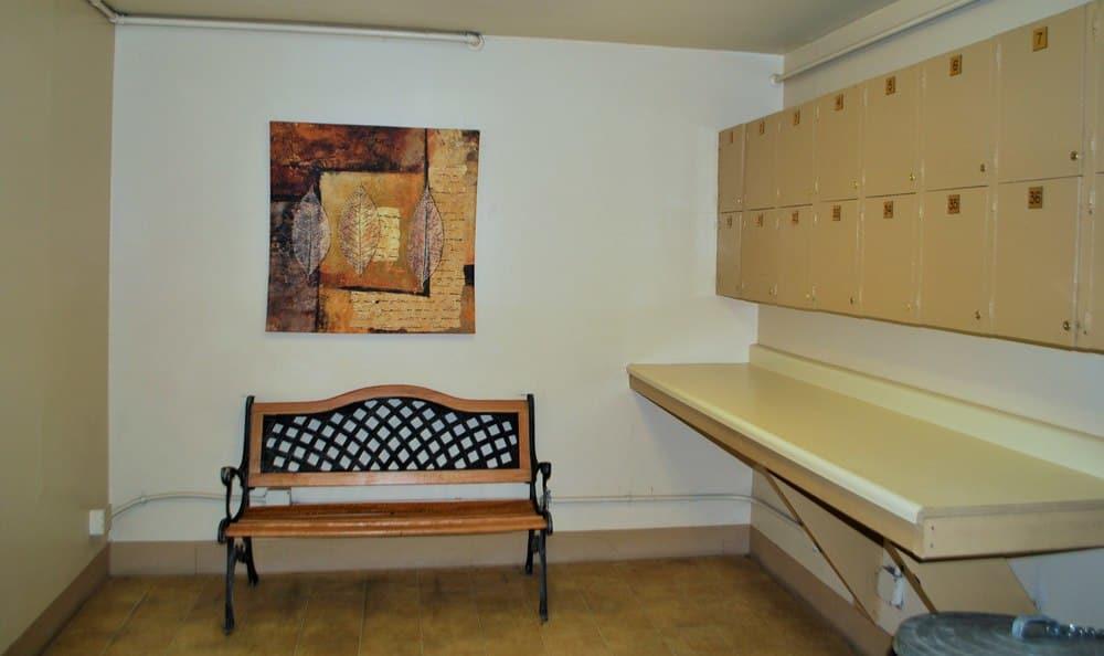 Lockers At Our Sacramento Rental Apartments