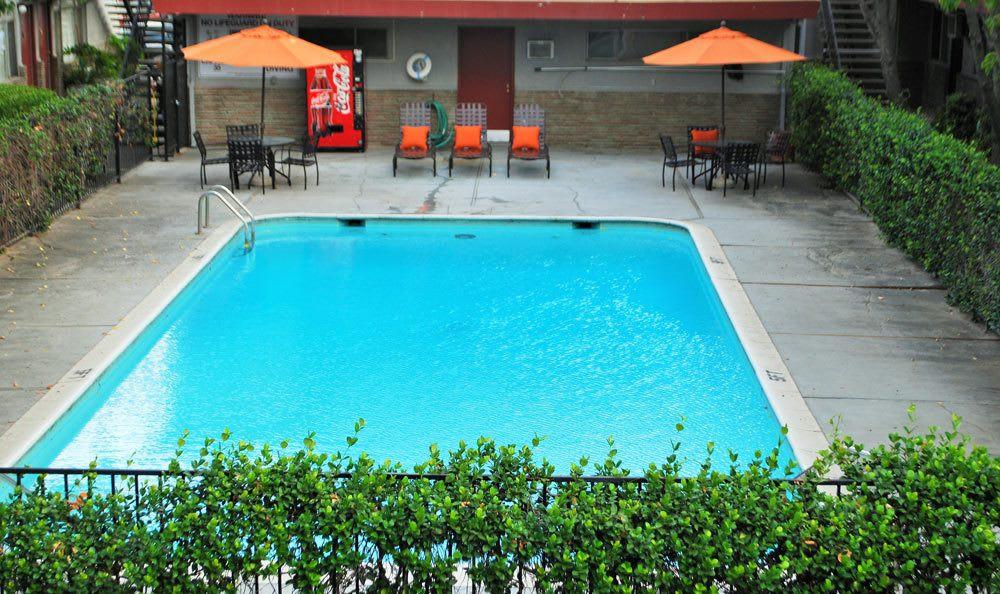 Swimming Pool At Our Sacramento Rental Apartments