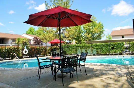 Amenities for apartments in Fair Oaks