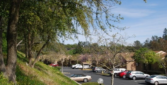 Neighborhood at apartments for rent in Auburn, CA