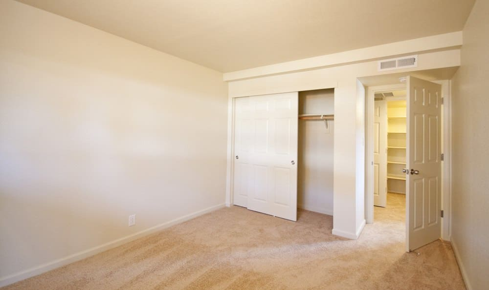 Bedroom At Our Sacramento Apartments For Rent