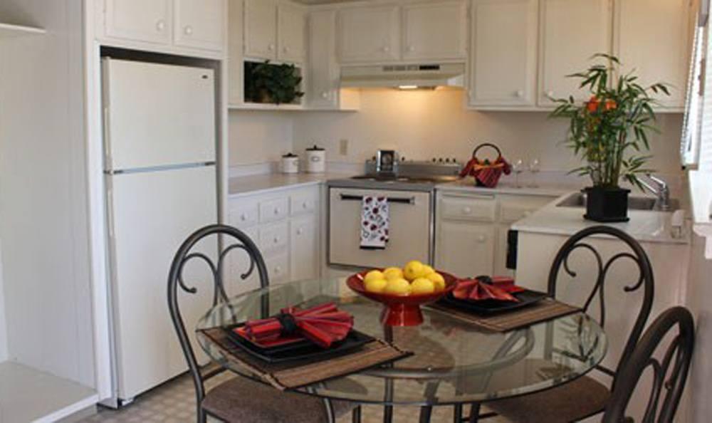 Kitchen At Our Sacramento Apartments For Rent