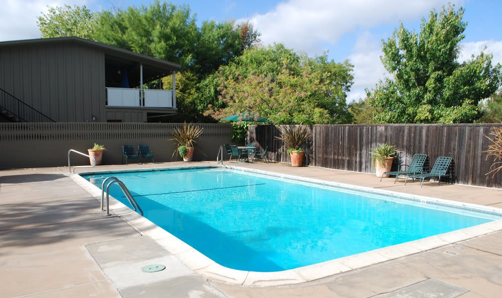 Pool At Our Sacramento Apartments For Rent