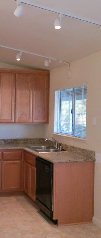 Spacious floor plans at the apartments for rent in Sacramento