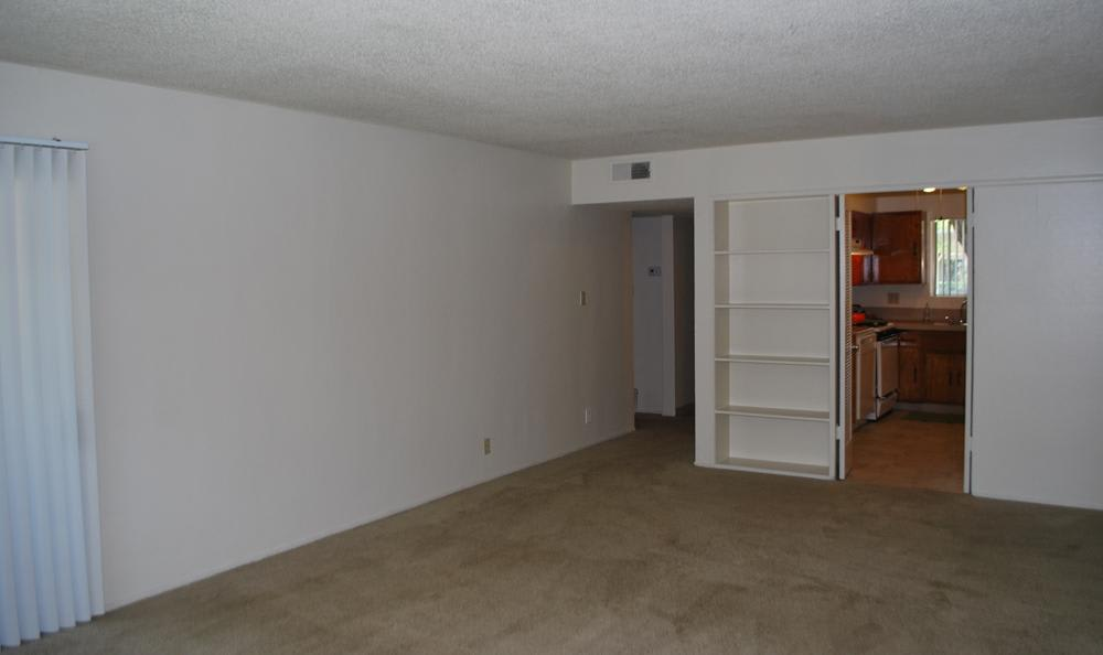 Spacious apartments at Sacramento