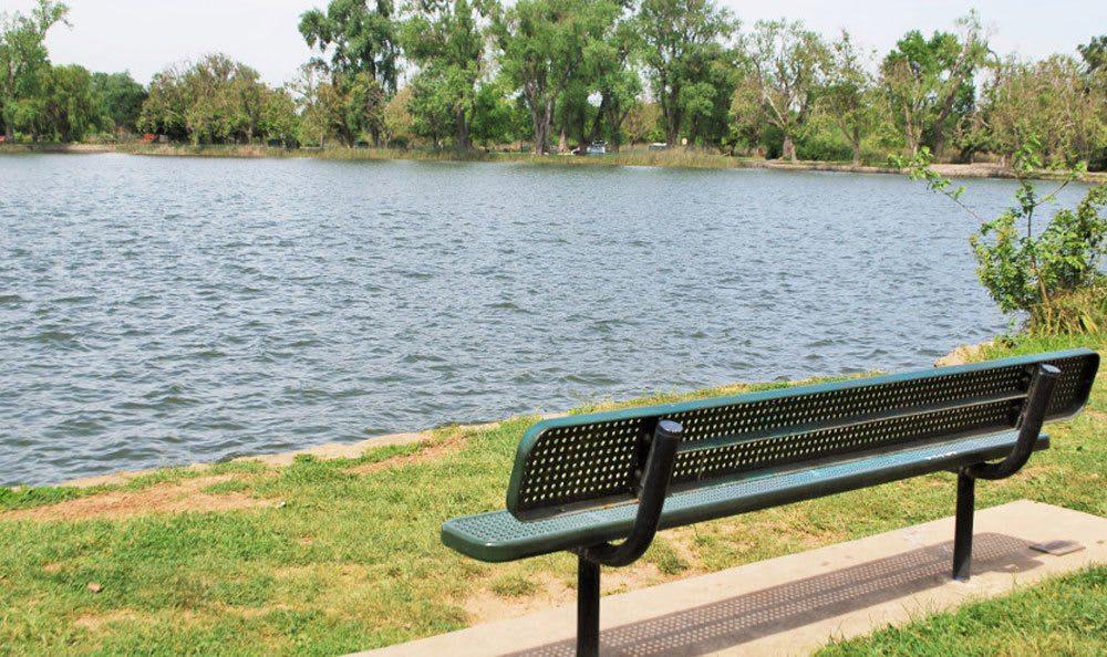 Lake view at apartments in Lodi